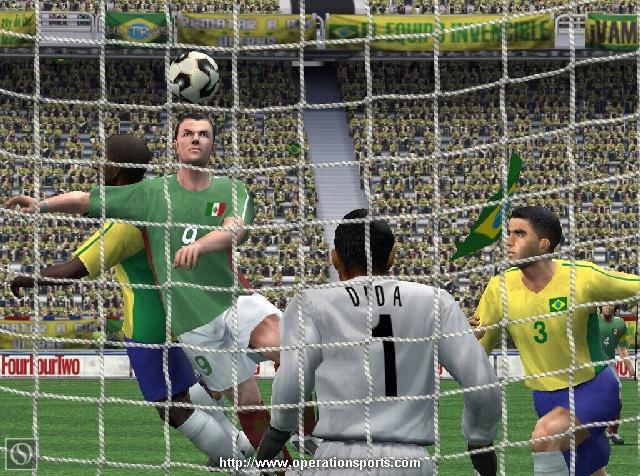 Winning Eleven 9 Screenshot #1 for PS2