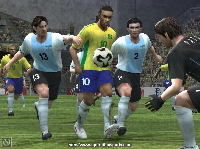 Winning Eleven 9 Screenshot #2 for PS2