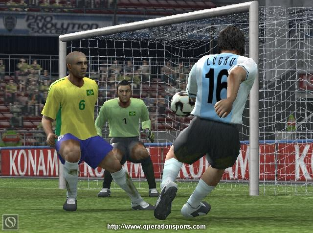 Winning Eleven 9 Screenshot #3 for PS2