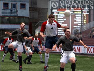 Winning Eleven 7 International Screenshot #2 for PS2