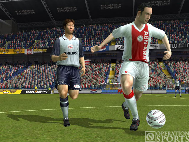 World Tour Soccer 2006 Screenshot #1 for PS2