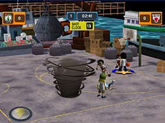 Backyard Basketball 2007 Screenshot #1 for PS2
