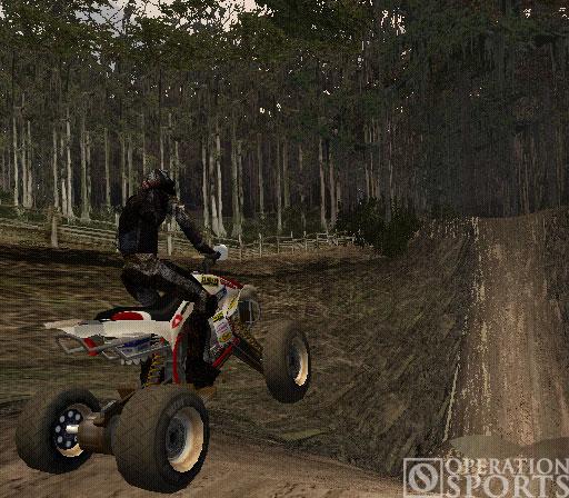 ATV: Quad Power Racing 2 Screenshot #1 for PS2