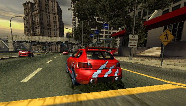 Burnout 2: Point of Impact Screenshot #3 for PS2