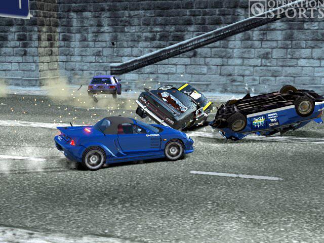 Burnout 3: Takedown Screenshot #1 for Xbox