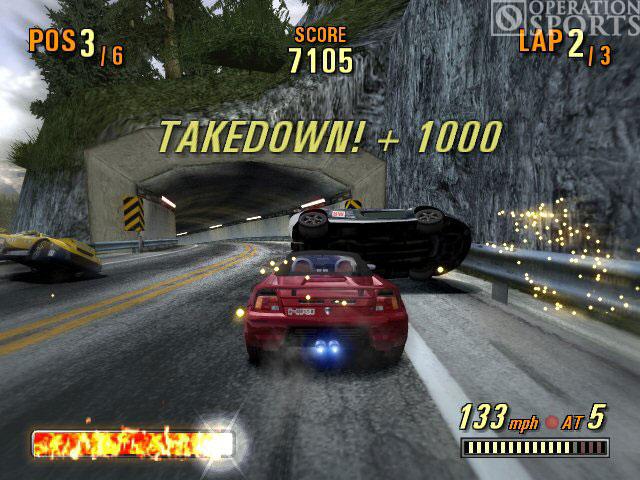 Burnout 3: Takedown Screenshot #2 for Xbox