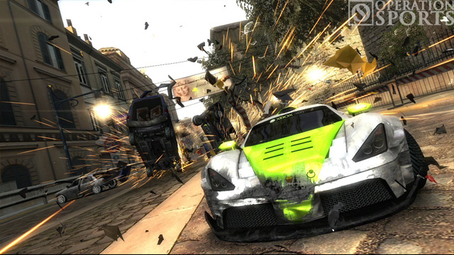 Burnout Revenge Screenshot #1 for Xbox 360