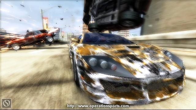 Burnout Revenge Screenshot #3 for Xbox 360