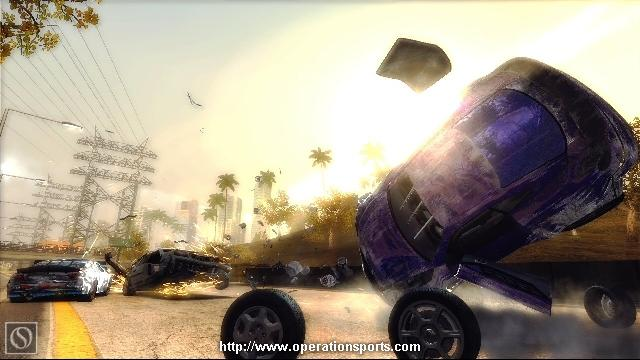 Burnout Revenge Screenshot #4 for Xbox 360