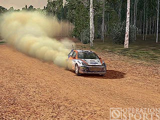 Colin McRae Rally 3 Screenshot #1 for Xbox