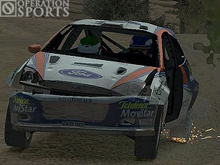Colin McRae Rally 3 Screenshot #3 for Xbox