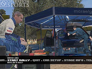 Colin McRae Rally 3 Screenshot #4 for Xbox
