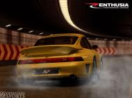 Enthusia Professional Racing screenshot #1 for PS2 - Click to view