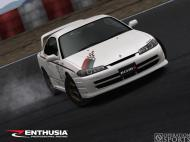 Enthusia Professional Racing screenshot #2 for PS2 - Click to view