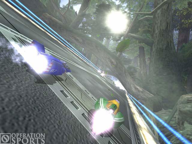 F-Zero GX Screenshot #1 for NGC
