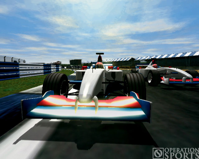 F1 Career Challenge Screenshot #2 for PS2