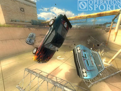 FlatOut 2 Screenshot #1 for Xbox