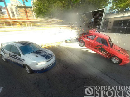 FlatOut 2 Screenshot #2 for Xbox
