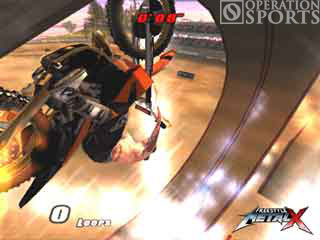 Freestyle Metal X Screenshot #2 for PS2