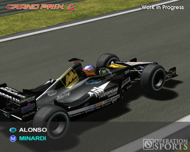 Geoff Crammond's Grand Prix 4 Screenshot #2 for PC