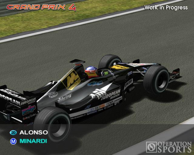 Geoff Crammond's Grand Prix 4 Screenshot #2 for PC