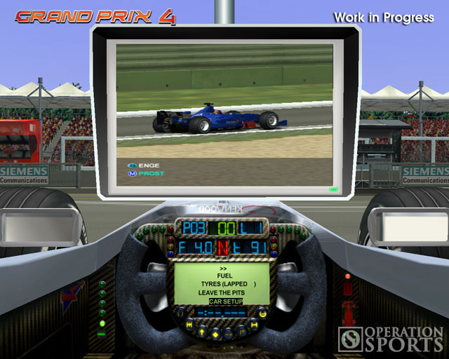 Geoff Crammond's Grand Prix 4 Screenshot #3 for PC