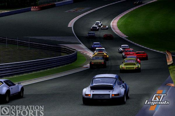 GT Legends Screenshot #4 for PC
