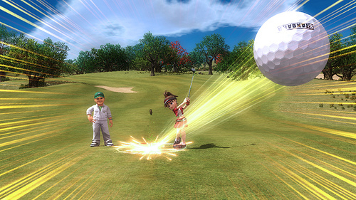 Hot Shots Golf: Out of Bounds Screenshot #3 for PS3