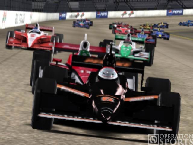 IndyCar Series 2005 Screenshot #1 for Xbox