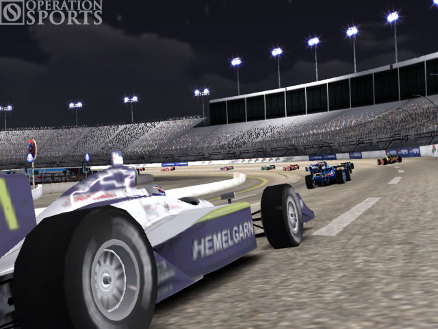 IndyCar Series 2005 Screenshot #2 for Xbox