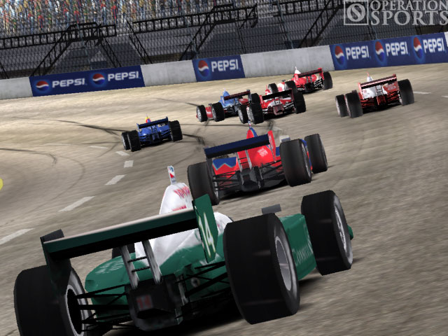 IndyCar Series 2005 Screenshot #3 for Xbox