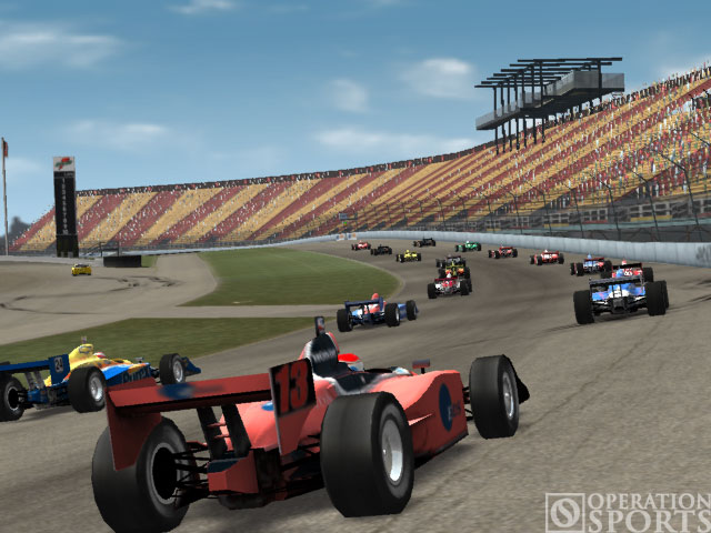 IndyCar Series 2005 Screenshot #4 for Xbox