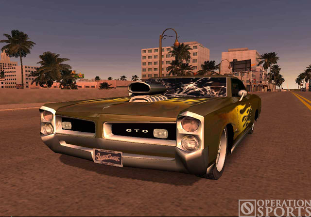 L.A. Rush Screenshot #1 for Xbox