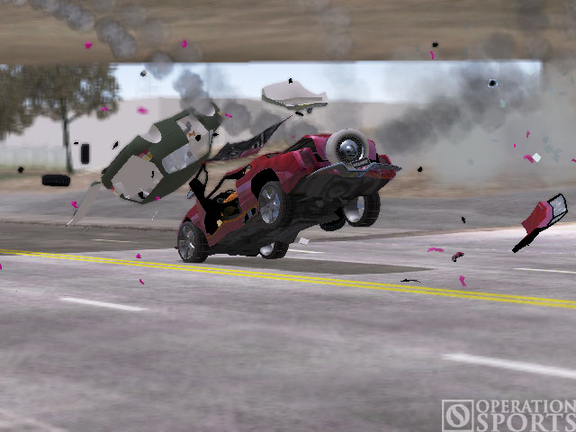 L.A. Rush Screenshot #3 for Xbox