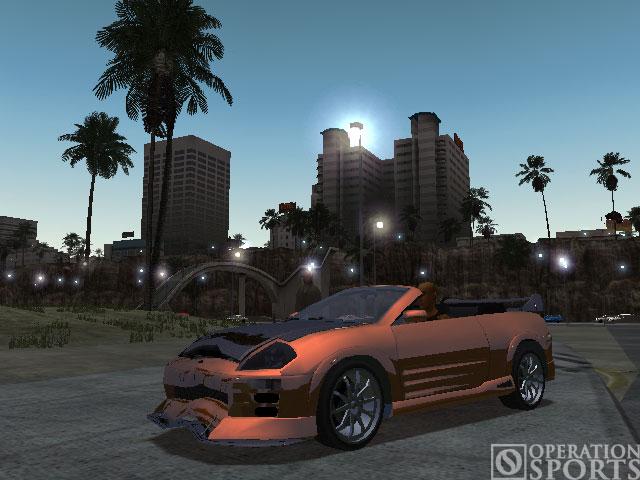 L.A. Rush Screenshot #4 for Xbox