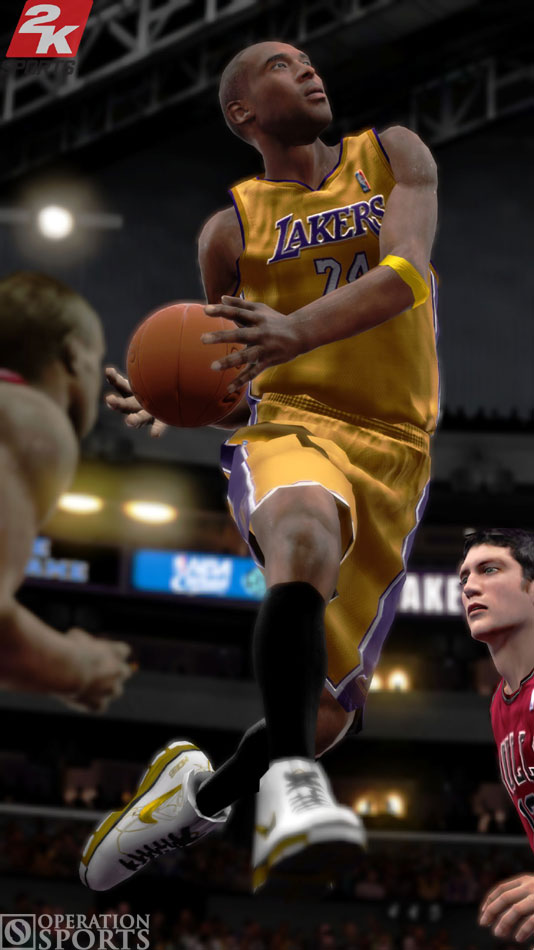 NBA 2K8 Screenshot #3 for Xbox 360
