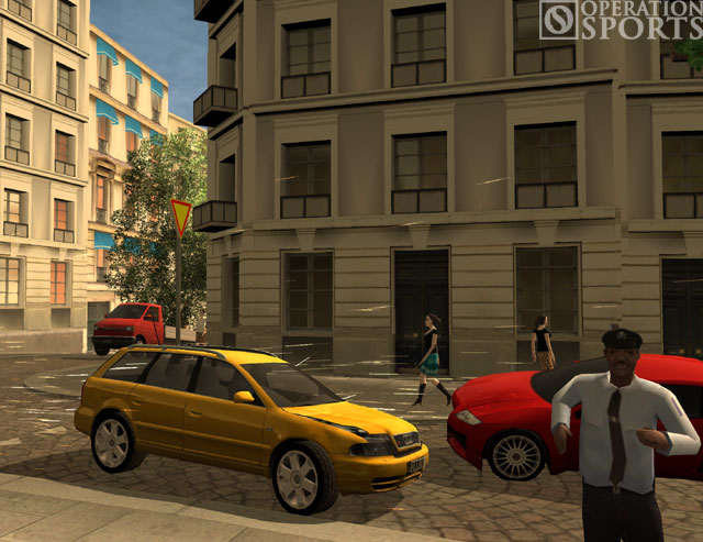 Midtown Madness 3 Screenshot #1 for Xbox
