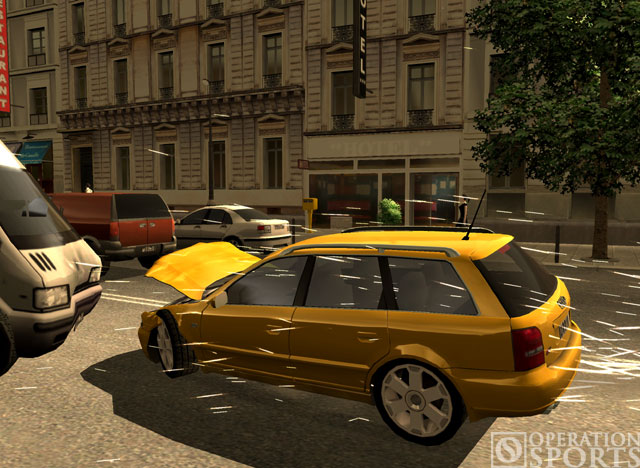 Midtown Madness 3 Screenshot #2 for Xbox