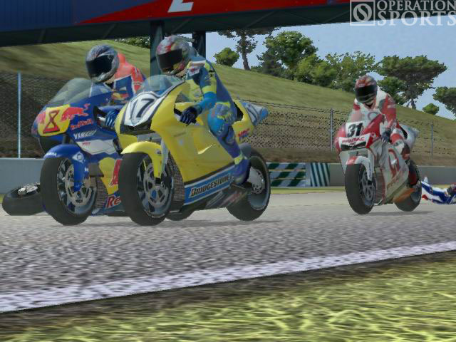 MotoGP 2 Screenshot #1 for Xbox