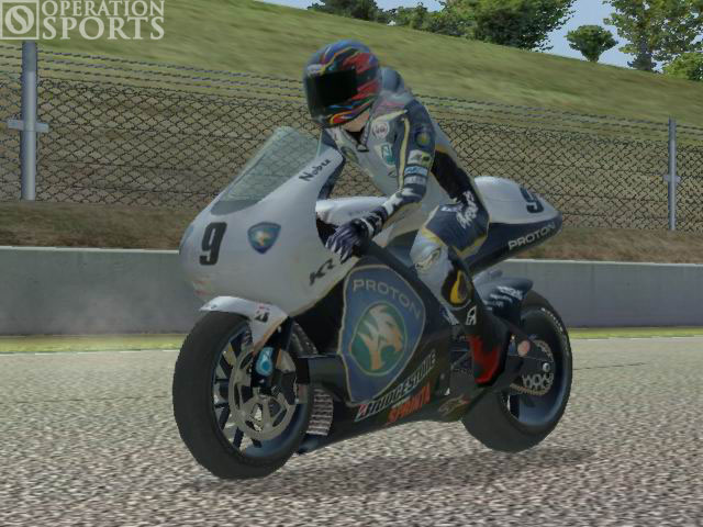 MotoGP 2 Screenshot #3 for Xbox