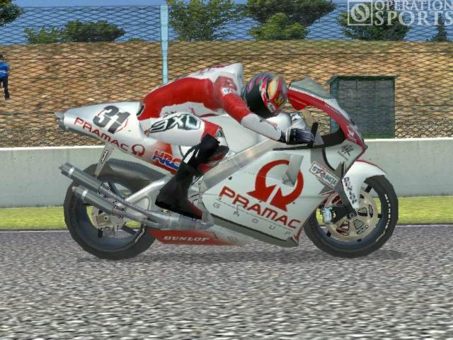 MotoGP 2 Screenshot #4 for Xbox