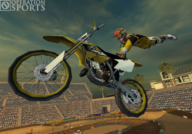 MTX: Mototrax Screenshot #1 for Xbox