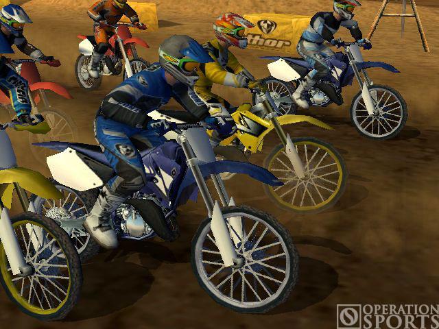MTX: Mototrax Screenshot #2 for Xbox