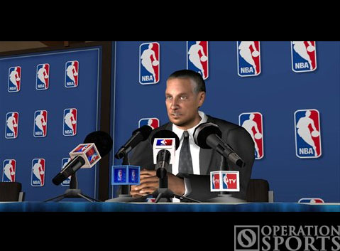NBA '08 Screenshot #4 for PS2