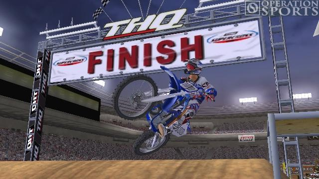 MX Unleashed Screenshot #1 for Xbox