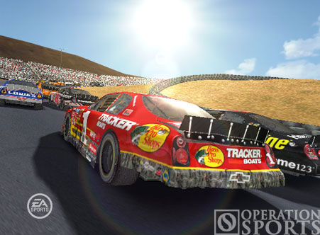 NASCAR 06: Total Team Control Screenshot #1 for Xbox