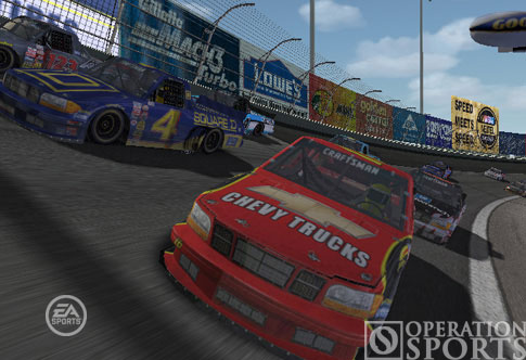 NASCAR 06: Total Team Control Screenshot #4 for Xbox