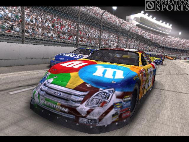 NASCAR 07 Screenshot #2 for Xbox