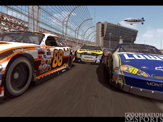 NASCAR 07 Screenshot #3 for Xbox