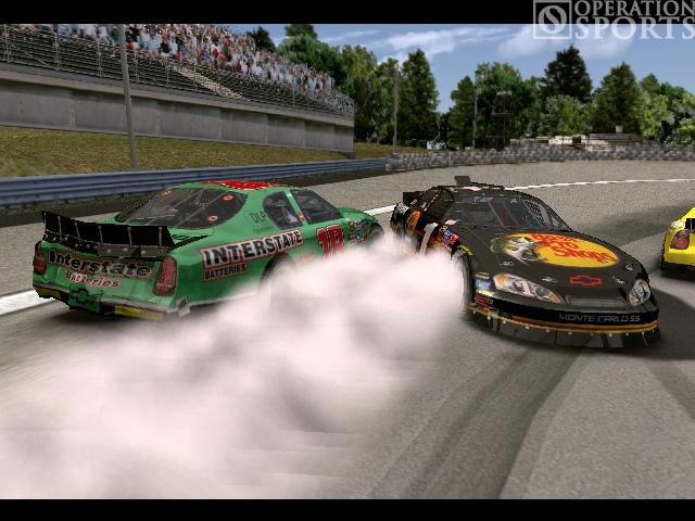 NASCAR 07 Screenshot #4 for Xbox